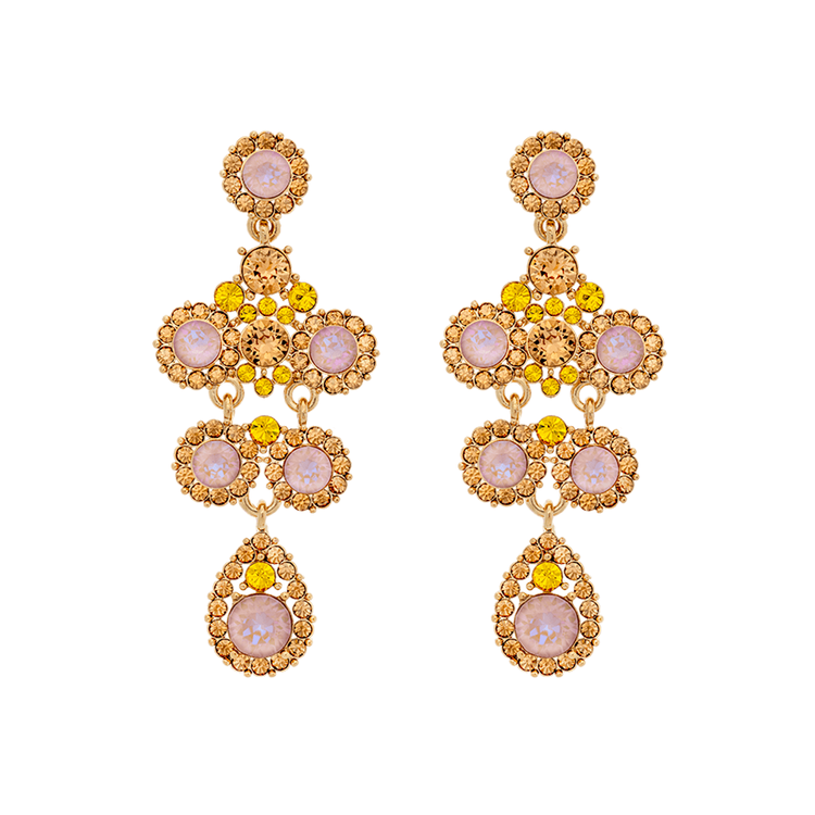 Lily and Rose - KATE EARRINGS – AUTUMN ROSE