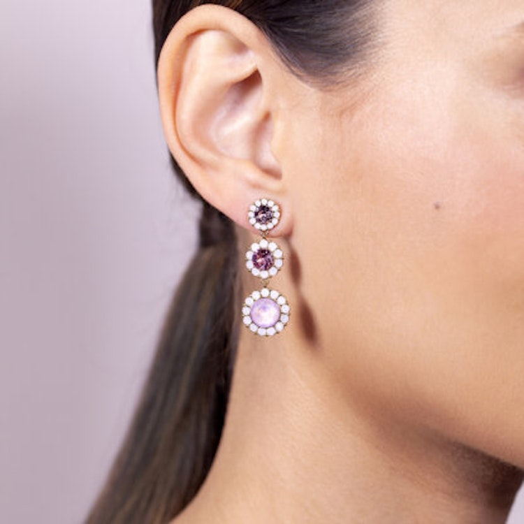 Lily and Rose - SIENNA EARRINGS – HORTENSIA