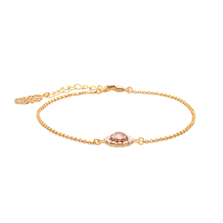 Lily and Rose - CELESTE BRACELET – VINTAGE ROSE OPAL