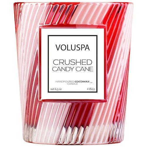 Voluspa - Crushed Candy Cane - Classic Candle