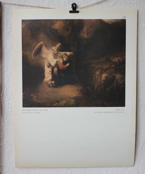 Bibelbild - Daniels vision