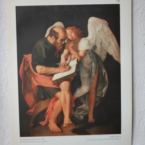Bibelbild - Evangelisten Matheus