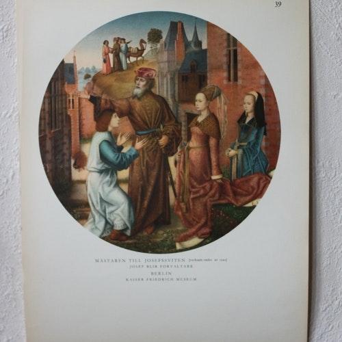 Bibelbild - Josef blir Förvaltare