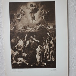 Bibelbild - Kristus förklaras