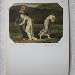 Bibelbild - Noomi, Rut och Orpa