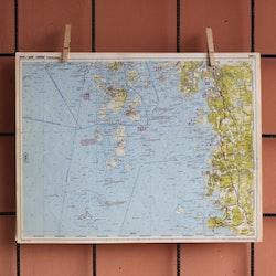 Karta - Sälöfjord, Torsby, Norra Hisingen