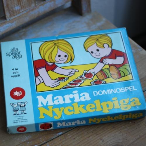 Domino - Maria Nyckelpiga