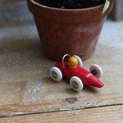 Leksak - Racerbil liten Röd