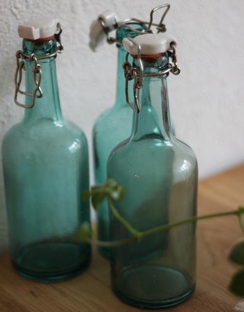 Flaska - 33cl Längre Hals med Patentkork