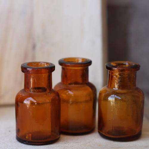 Flaska - Mini Brun