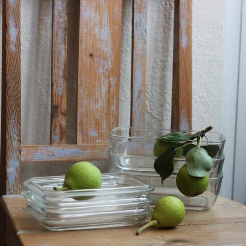 Förvaring - Smörask i Glas