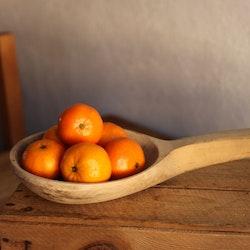 Köksredskap - Slev Skål i Trä