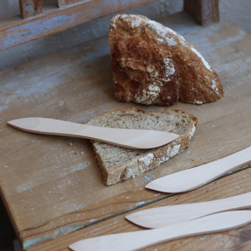Köksredskap - Smörkniv i Trä