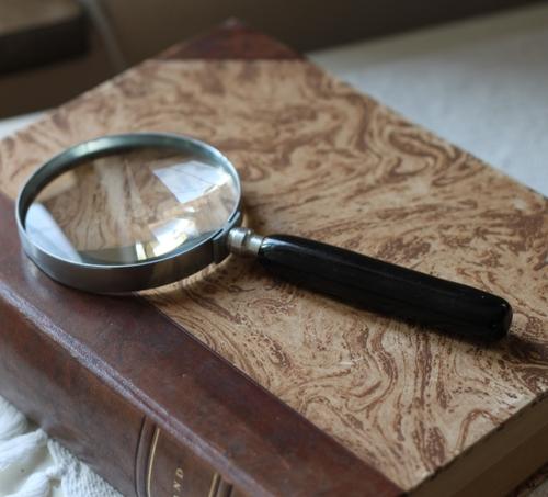 Inredning - Förstoringsglas Större