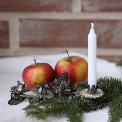 Ljushållare -  För Julgransljus modell Kotte