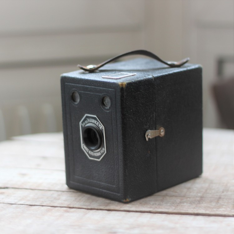 Inredning - Kamera Hawkeye Svart Metall