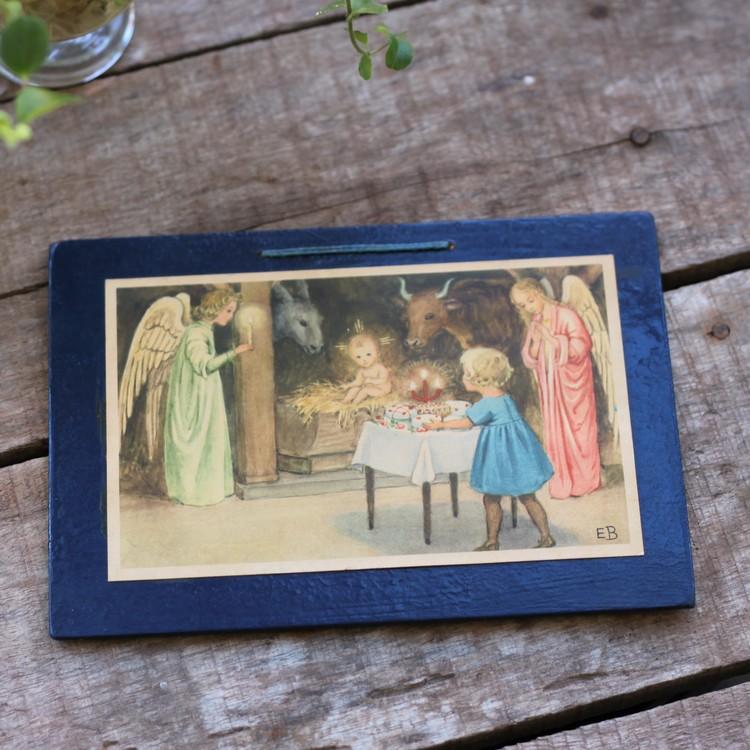 Tavla - Jesusbarnets Födelsedag