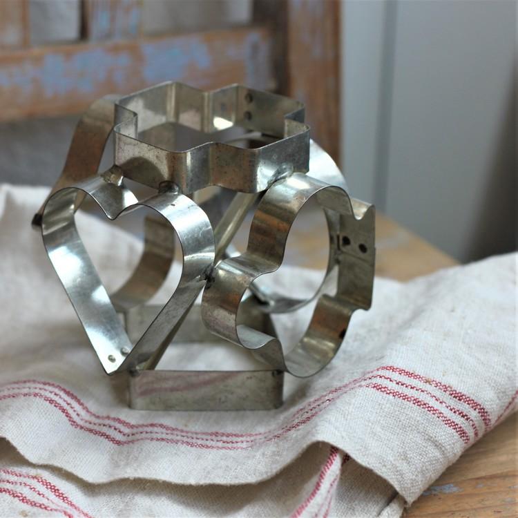 Bakform - Pepparkaksform Metall