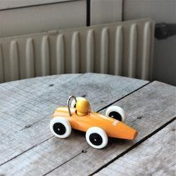 Leksak - Racerbil Gul