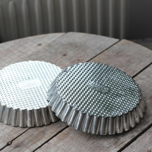 Pajform - Bakform i Bleckplåt