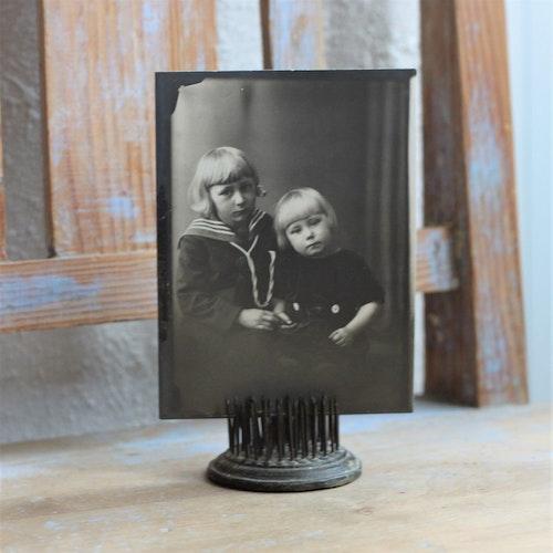 Fotografi - Storebror och Lillebror