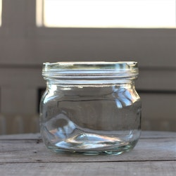 Glasburk - Förvaring 0.5 l
