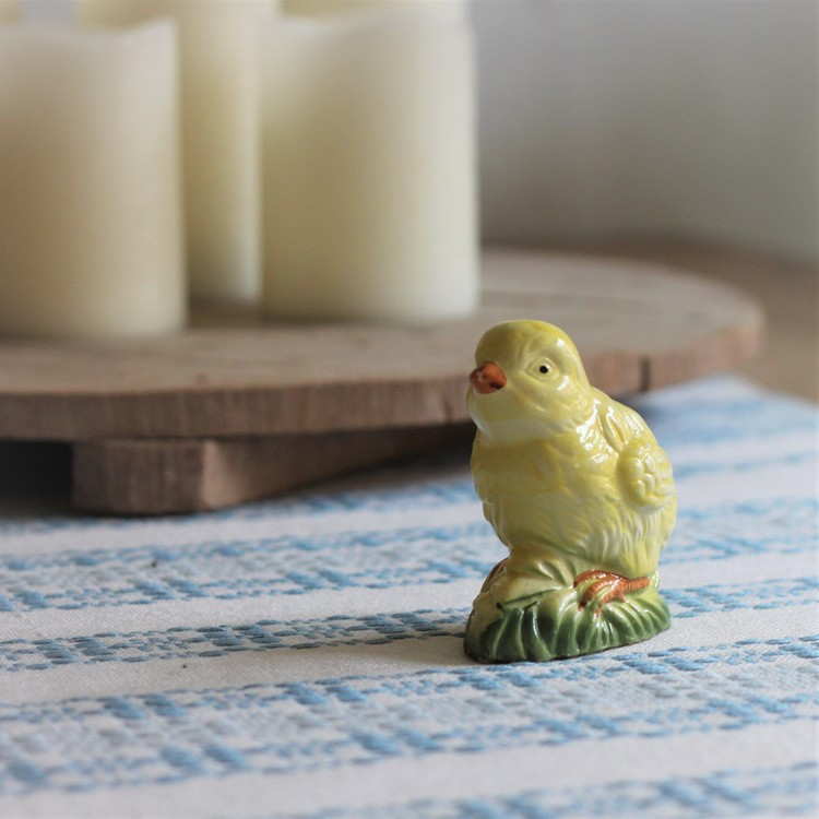 Kyckling - Porslin Gul