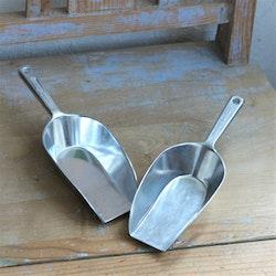 Köksredskap - Skopa i Metall