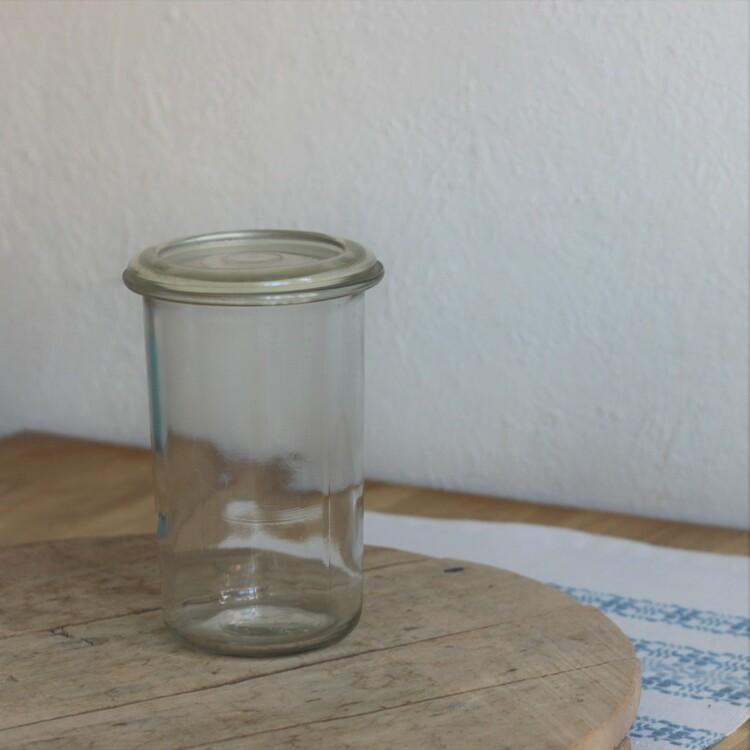 Glasburk - Förvaring 1l