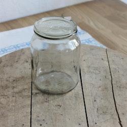 Glasburk - Förvaring 1000ml