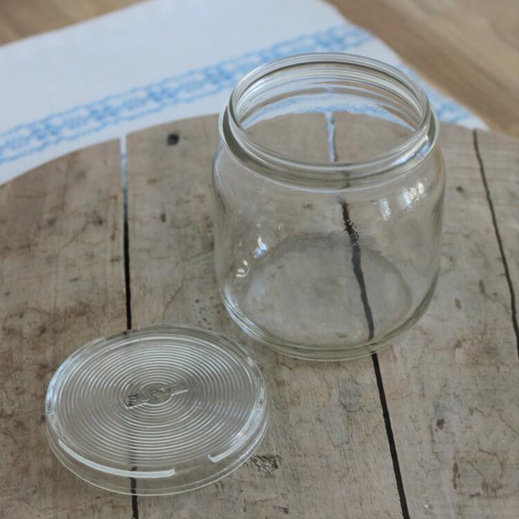 Glasburk - Förvaring 700ml