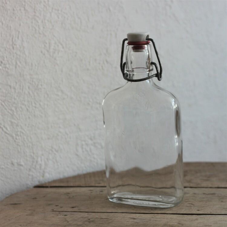 Flaska - Plunta med Patentkork