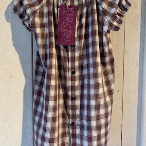 KERSTIN - klänning st, 92-98