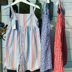JUNIBACKEN - klänning st 80