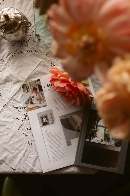 Omnämnd i Elle Decoration, Nr. 4 2021