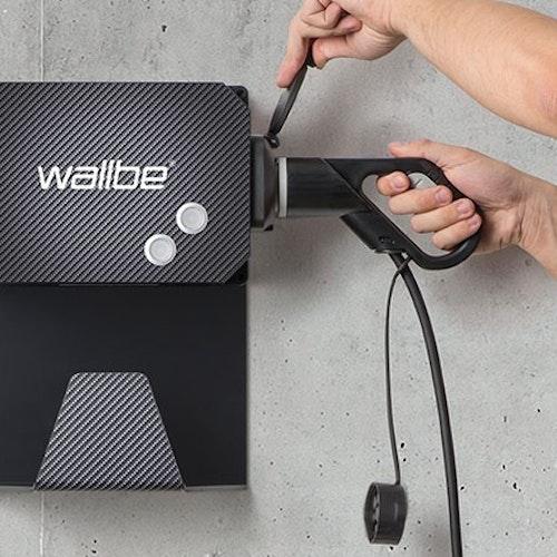wallbe Eco 3.0 11 kW Svart