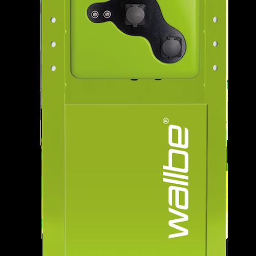 wallbe Pro Plus Online 2x22 kW