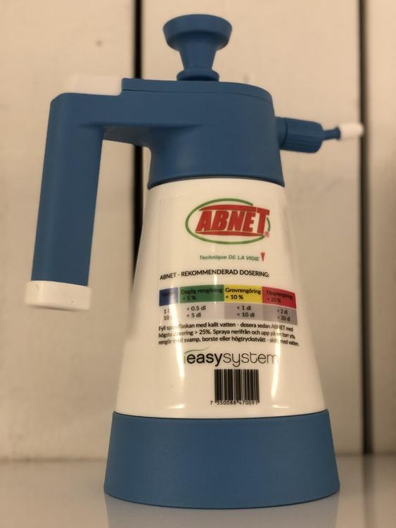 Sprayflaska för Abnet Proflash Mult-Functional Detergent Koncentrat