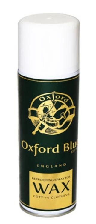 Oxford Blue Impregnering för vaxade kläder