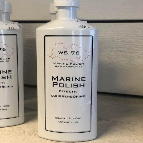 WS 76 Marine Polish