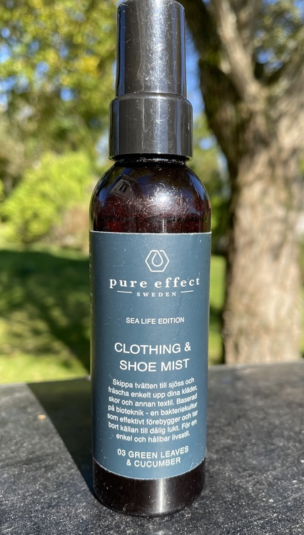 Pure Effect Clothing mist  - Sea Life Edition