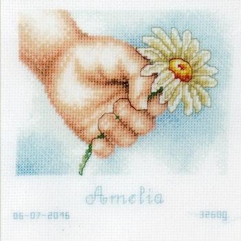 Kastetaulu Vauvan Käsi