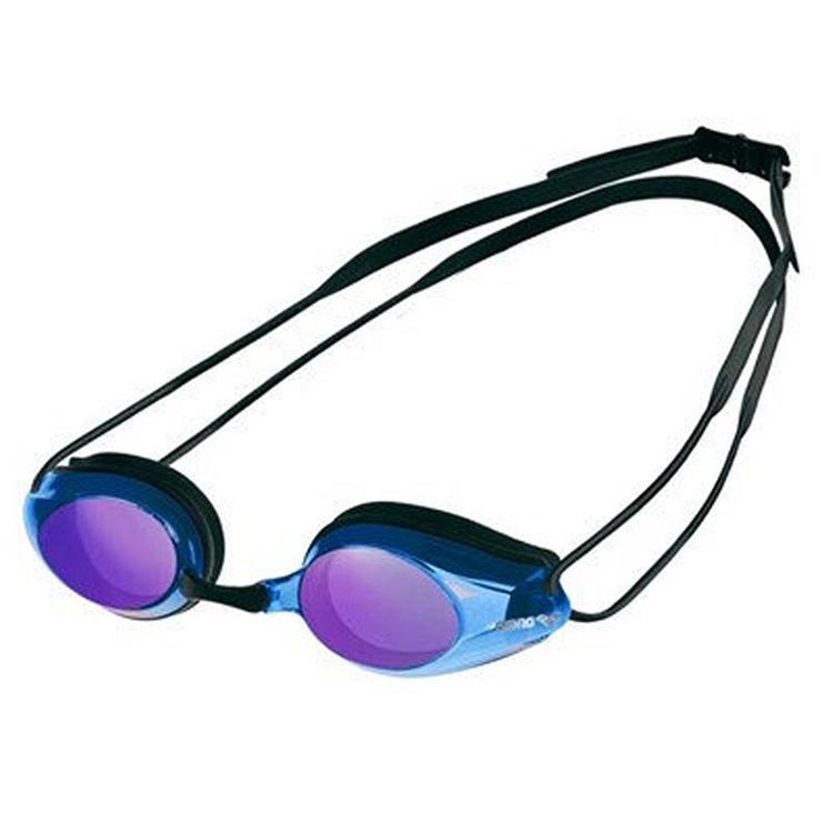 Arena Tracks simglasögon Mirror Blå