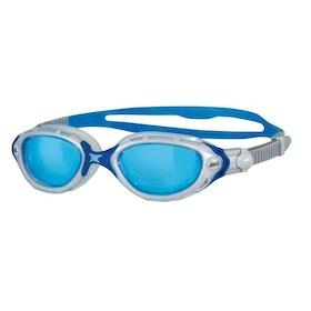Predator Flex 1.0 - Zoggs simglasögon Blå lins