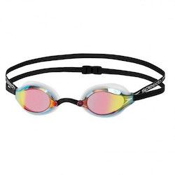 Simglasögon Speedsocket 2 Spegelglas - Svart/Vit/Koppar