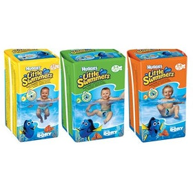 Huggies Little Swimmers Badblöja