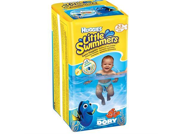 Huggies Little Swimmers Badblöja