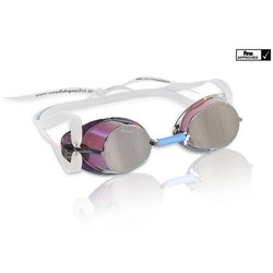 Malmsten Simglasögon monterbara metallic Silver