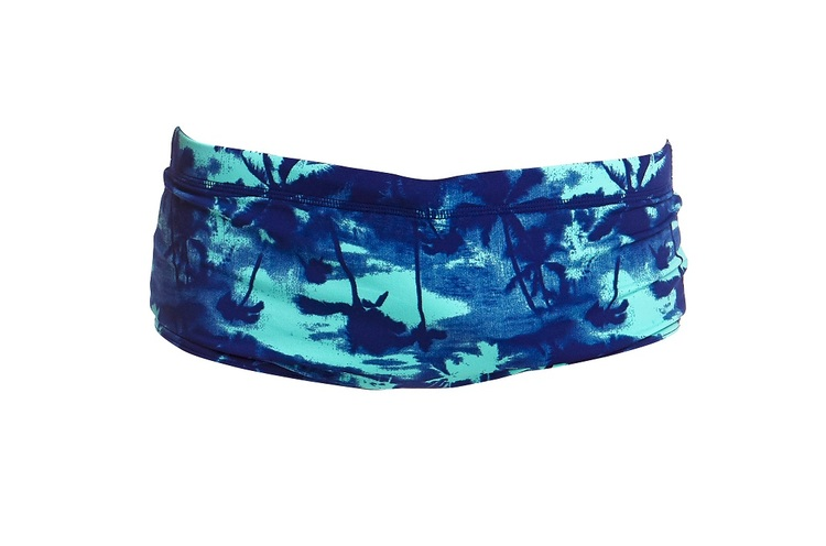 Badbyxor Funky Trunks Jr Hawaiian Skies