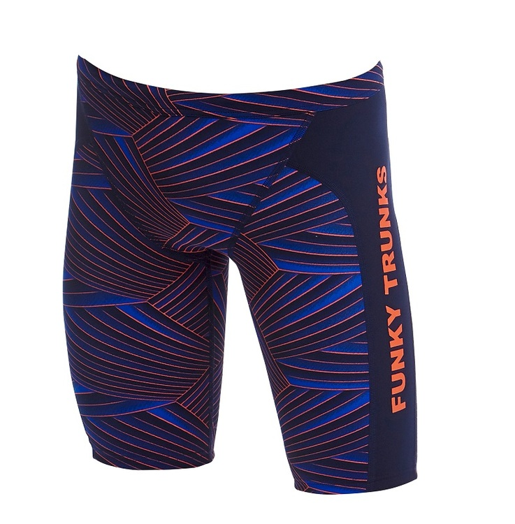 Badbyxa Funky Trunks Jr Jammer Hugo Weave
